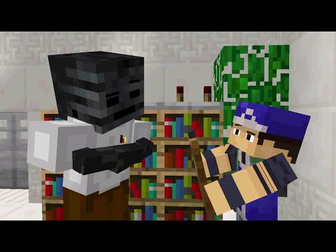 The First Patient ~ A Minecraft Animation