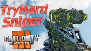 TryHard Sniper.. BO3 SnD