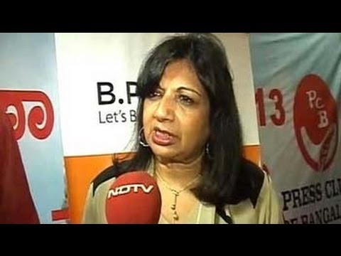 Karnataka assembly elections: Kiran Shaw panel backs 14 candidates
