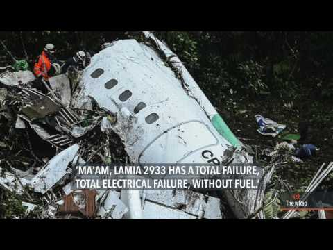 Update on Colombia plane crash