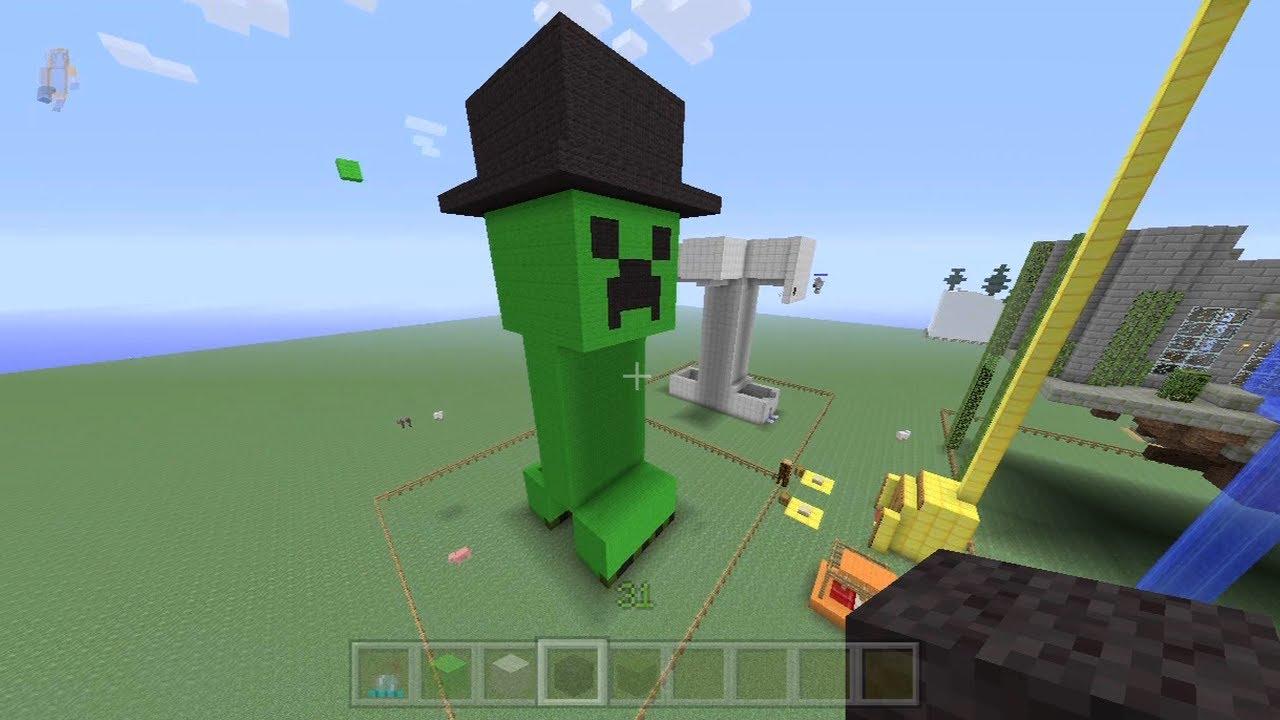 Minecraft Ballistic Squid Speed Build