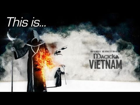 Magicka: Vietnam Walkthrough | PC