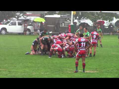 2018 Waikato Club Premier A Week 1: Melville Vs Te Awamutu Sports