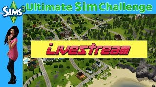 The Sims 3: Ultimate Sim Challenge  Livestream   #71