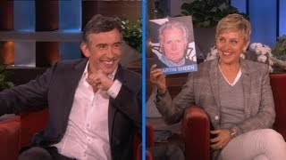 Steve Coogan Does Impressions