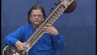 Hindi songs in Raag Yaman on sitar by Shri Chandrashekhar Phanse{Part 1}