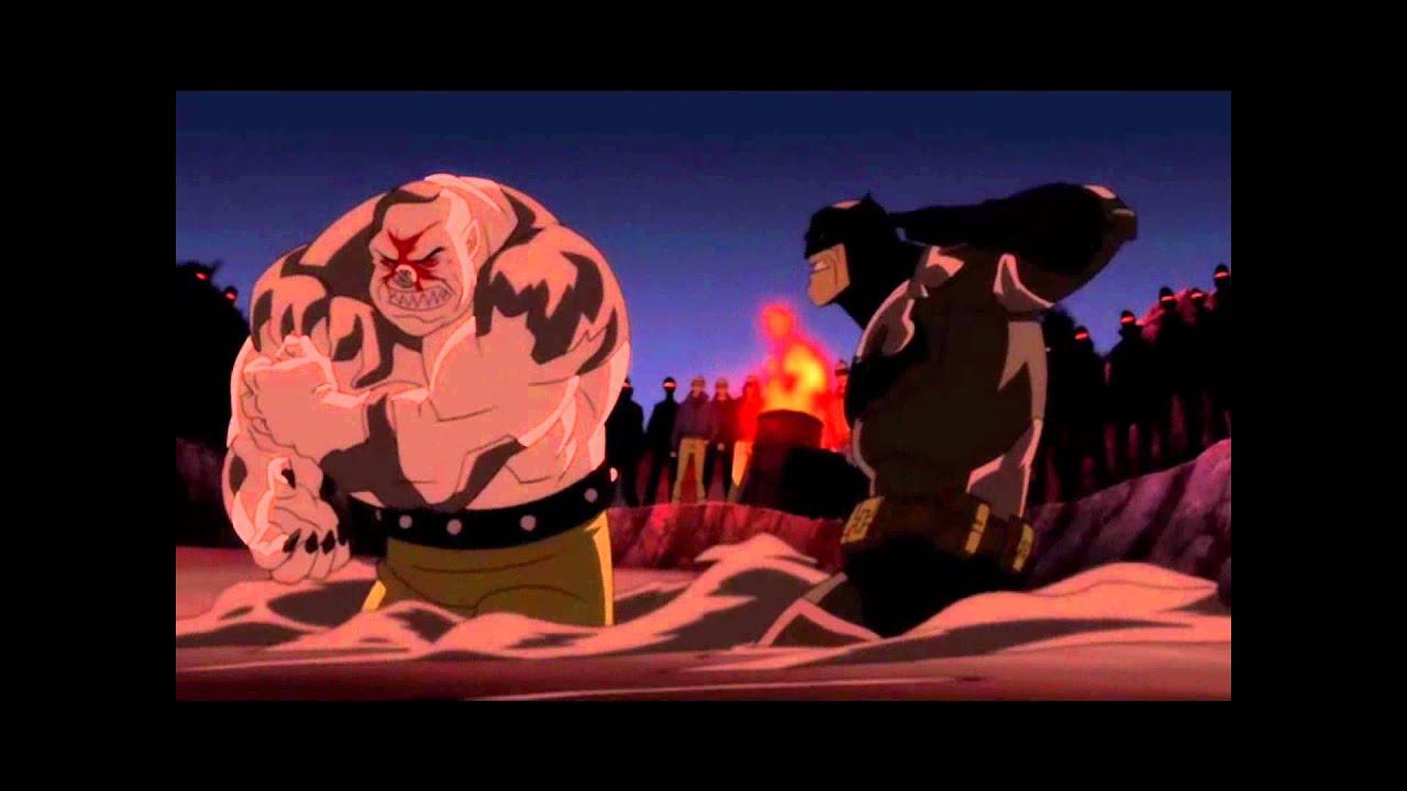 Batman vs mutant leader 2 1080p youtube