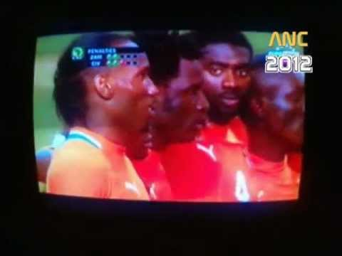 ANC 2012 Côte d'Ivoire - Zambia TV QUALITY.flv [Penalty] ALL