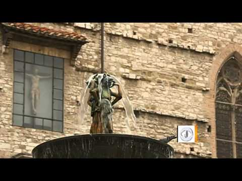 The Early Show - The ancient city of Perugia, Italy