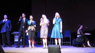 The Collingsworth Family (Burdens are Lifted at Calvary) 05-03-13