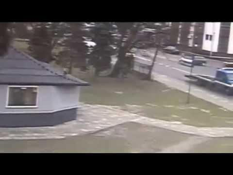 Wypadek motocyklisty Wyszków