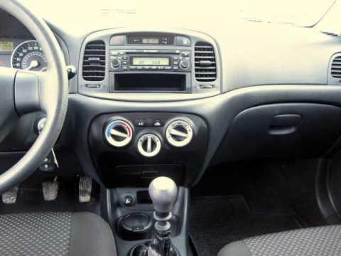 2007 Hyundai Accent Gl Hatchback Youtube