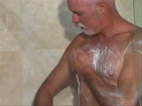 Bear Daddy Shower video