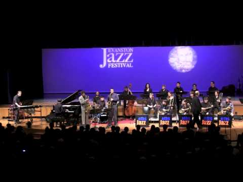 """Sweet Georgia Brown"" - Evanston Township High School Jazz Ensemble"