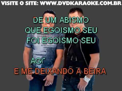 Bruno & Marrone & Banda Calypso   Porque Choras