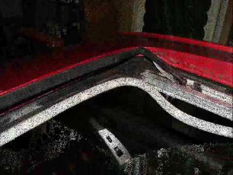 Sun Roof Water Leak Repair Toyota Matrix Pontiac Vibe