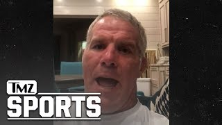 Brett Favre Says Packers Will Win NFC North, 'Surprise a Lot of People' | TMZ Live