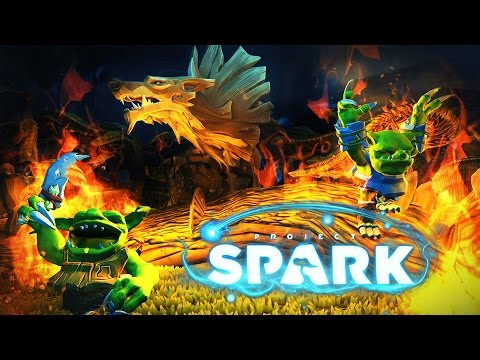 Project Spark - BUILDING OUR OWN GAME! Microsoft #DevMov Student Challenge! (Project Spark Gameplay)