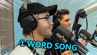 Jack & Jack - 1 Word Songs ⚡ JAM FM