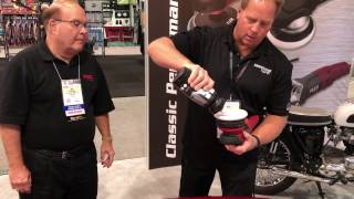 SEMA 2016 Video: FLEX XFE7- Long Stroke Orbital Polisher - The Finisher!