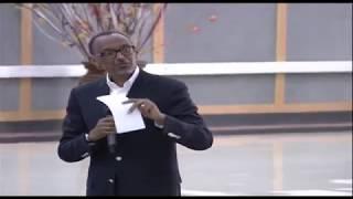 Closing of National Leadership Retreat | Gabiro, 01 March 2018