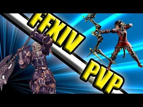 FFXIV:ARR Paladin lvl 50 Quest