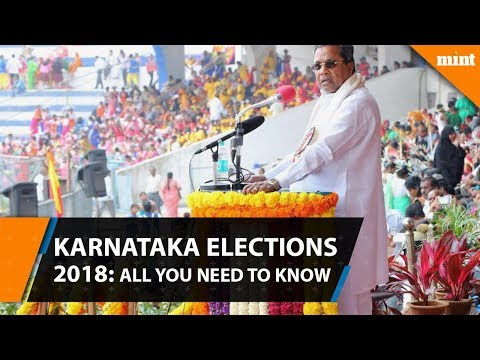 Karnataka election 2018: Here's everything you need to know about the big battle