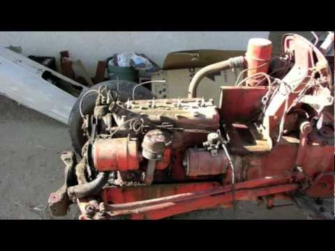 1950 Ford 8N Tractor Restoration