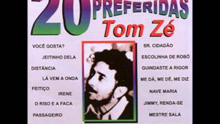 Tom Zé - Jimmy, Renda-se