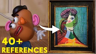 "All 46 References in ""Toy Story"" 