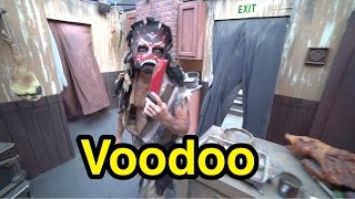 Voodoo - Knotts Scary Farm 2016