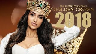 Miss Grand International 2018 - TOP 20 STRONG Candidates in FINAL!
