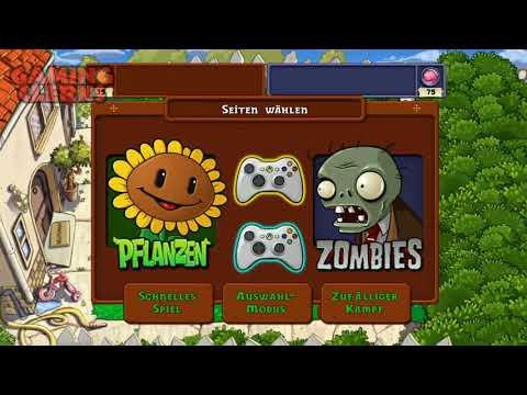 Pflanzen gegen Zombies - Bummsfallera