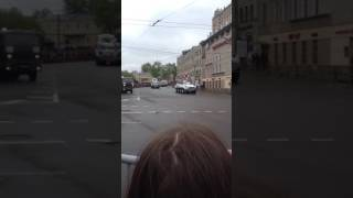 Парад 9 Мая 2017
