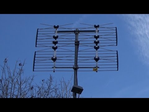 The best 8 Bay HD TV antenna