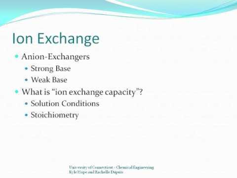 handbook of ion exchange resins pdf