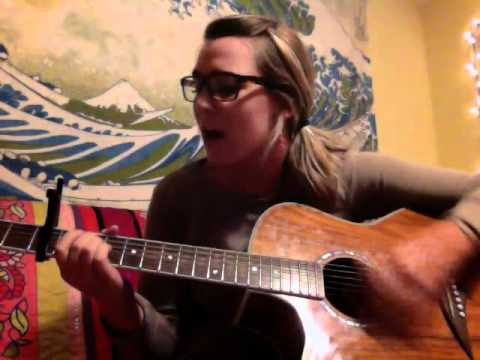 Cover Of Frank Ocean's thinkin Bout You By Kate Terry video
