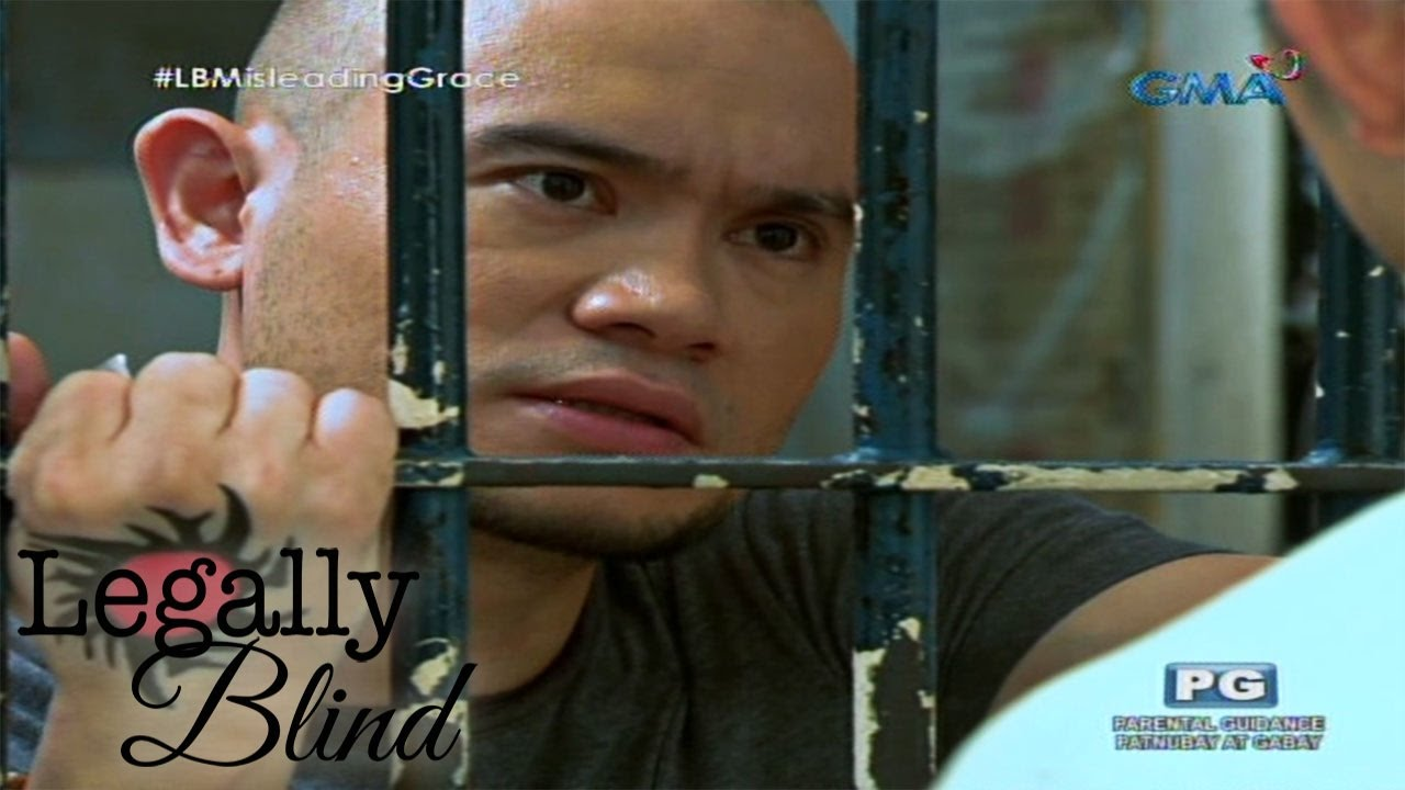 Legally Blind: Pagdiin kay William