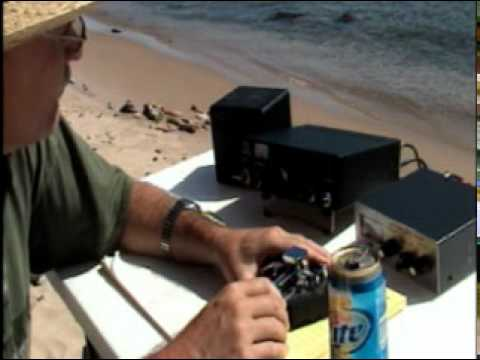 Ham Radio QRP UP North michigan Ten Tec Argo Lake Superior