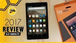 2017 Amazon Fire HD 8 Review: Is it worth it?