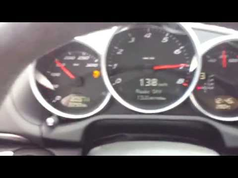 Porsche Cayman R PDK Fabspeed Exhaust Launch Control 0-180 - The Art of GNAR HD