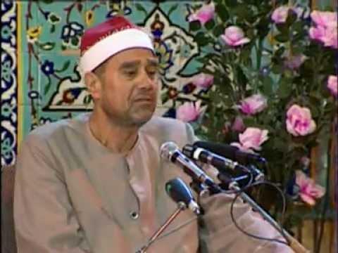 Fallece en Egipto el Gran Maestro de Recitación Coranica Ragheb Galwash