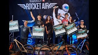 Swatch Rocket Air 3000 - Highlights Finals