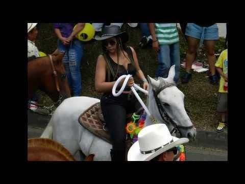 FERIA DE LAS FLORES 2013 - CABALGATA 1