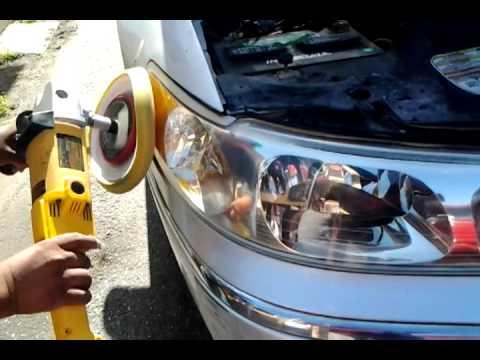 Limpieza de coche - 1 part 2