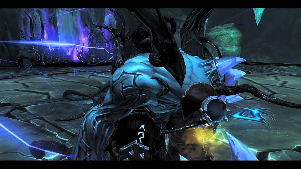 Darksiders 2 - Absalom / Avatar of Chaos - Final Boss ...