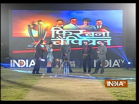 India TV exclusive: Sehwag picks India, S Africa, Australia, NZ as World Cup semifinalists (Part 1)