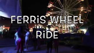 FERRiS WHEEL RiDE iN ROSALES, PANGASiNAN, PHiLiPPiNES