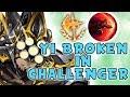 MASTER YI BROKEN EN CHALLENGER? - Road to Rank 1
