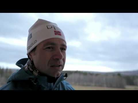 Ole Einar Björndalen...Excited, Ready for New Season